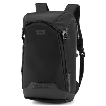 Icon Squad4 Backpack - Black