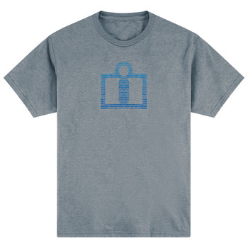 Icon Daze T-Shirt - Heather Grey