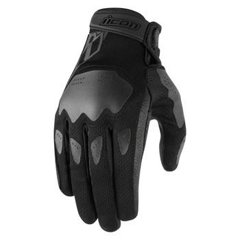 Icon Hooligan Women's Gloves - Black