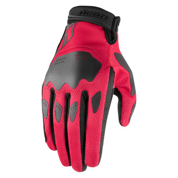 Icon Hooligan Women's Gloves - Pink