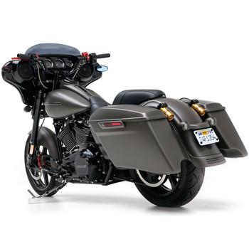 Kraus ERG Adjustable Moto Bars for Harley