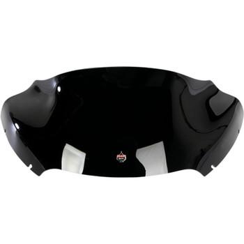 "Klock Werks 9"" Sport Flare Windshield for 2015-2020 Harley Road Glide - Black"