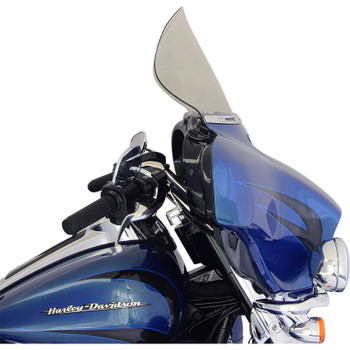 """Klock Werks 11.5"""" Flare Windshield for 2014-2020 Harley Touring - Tint"""