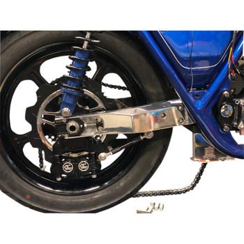 Alloy Art Swingarm The Swinger for 1999-2008 Harley Touring and FXR
