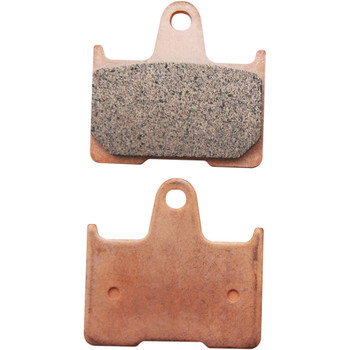 Drag Specialties Sintered Metal Rear Brake Pads for 2014-2019 Harley Sportster
