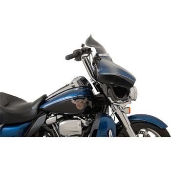 "Klock Werks 8.5"" Flare Windshield for 2014-2020 Harley Touring – Dark Smoke"