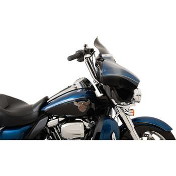 "Klock Werks 6.5"" Flare Windshield for 2014-2020 Harley Touring – Black"