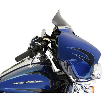 "Klock Werks 5"" Flare Windshield for 2014-2020 Harley Touring – Smoke"