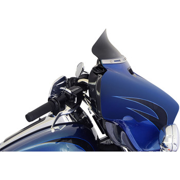 "Klock Werks 5"" Flare Windshield for 2014-2020 Harley Touring – Black"