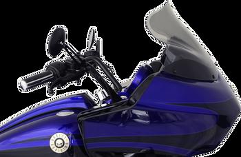 "Klock Werks 12"" Flare Windshield for 1998-2013 Harley Road Glide – Tint"