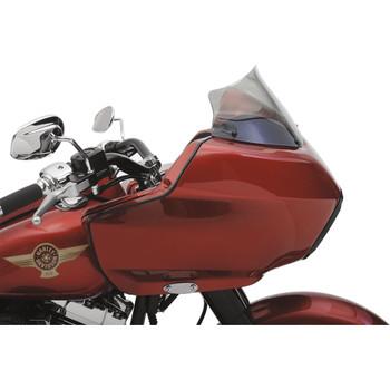 "Klock Werks 8"" Flare Windshield for 1998-2013 Harley Road Glide – Tint"