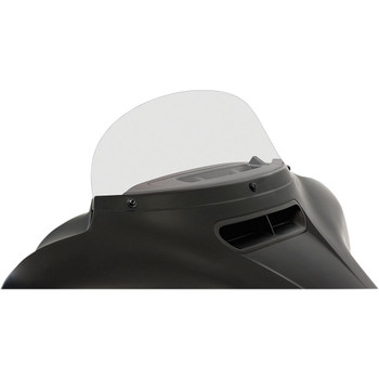 """Memphis Shades 7"""" Replacement Bagger Windshield for 2014-2020 Harley Touring – Clear"""