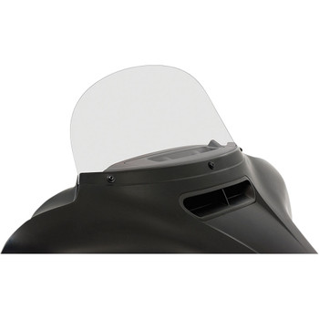 """Memphis Shades 9"""" Replacement Bagger Windshield for 2014-2020 Harley Touring – Clear"""