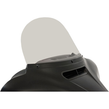 """Memphis Shades 12"""" Replacement Bagger Windshield for 2014-2020 Harley Touring – Solar"""