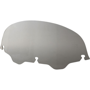 """Memphis Shades 7"""" Replacement Bagger Windshield for 1996-2013 Harley Touring – Solar"""