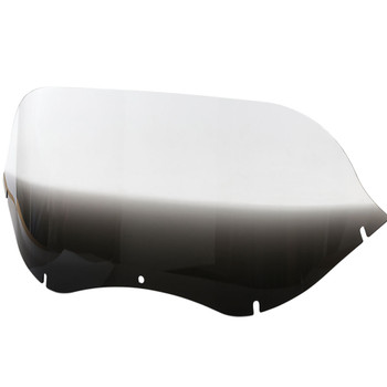 """Memphis Shades 11"""" Replacement Windshield for 1998-2003 Harley Road Glide – Gradient Black"""