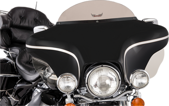 """Slip Streamer 6"""" Replacement Windshield for 1996-2013 Harley Touring – Tint"""