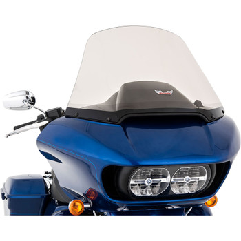 """Slip Streamer 19"""" Replacement Windshield for 2015-2020 Harley Road Glide – Tint"""