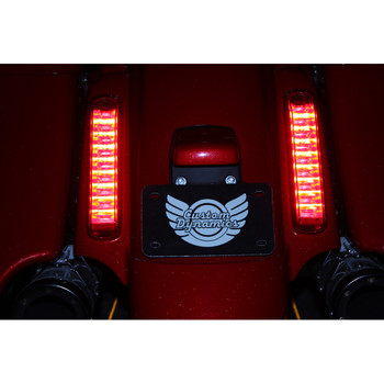 Custom Dynamics Probeam LED Taillight Panels for 2014-2020 Harley CVO Models