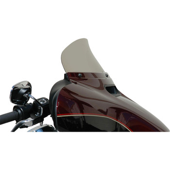 """Windvest 6"""" Replacement Windshield for 2014-2020 Harley Touring – Light Smoke"""