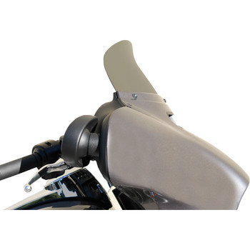 "Windvest 7"" Replacement Windshield for 2014-2020 Harley Touring – Dark Smoke"