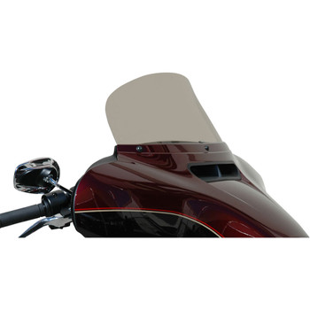 "Windvest 8"" Replacement Windshield for 2014-2020 Harley Touring – Light Smoke"