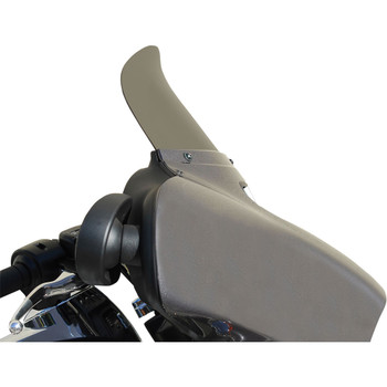 "Windvest 8"" Replacement Windshield for 2014-2020 Harley Touring – Dark Smoke"