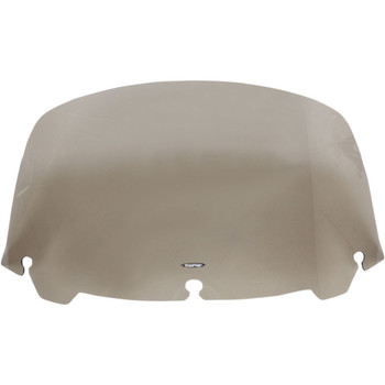 """Windvest 10"""" Replacement Windshield for 2014-2020 Harley Touring – Light Smoke"""