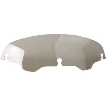"Windvest 4"" Replacement Windshield for 1996-2013 Harley Touring – Light Smoke"