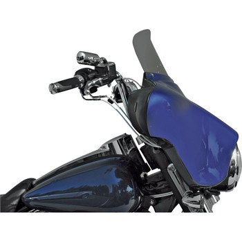 """Windvest 8"""" Replacement Windshield for 1996-2013 Harley Touring – Light Smoke"""