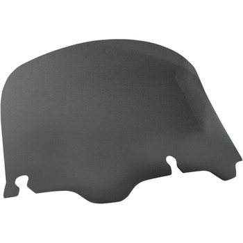 """Windvest 8"""" Replacement Windshield for 1996-2013 Harley Touring – Dark Smoke"""