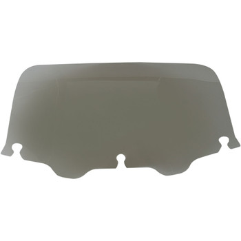 """Windvest 10"""" Replacement Windshield for 1996-2013 Harley Touring – Light Smoke"""