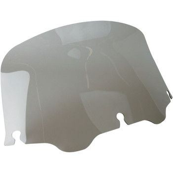 "Windvest 10"" Replacement Windshield for 1996-2013 Harley Touring – Light Smoke"