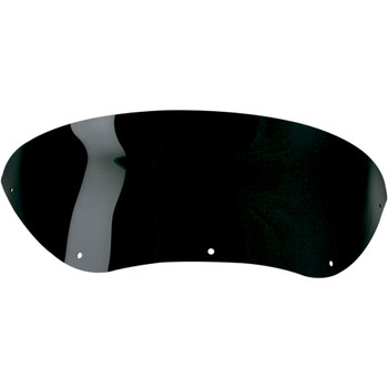 "Windvest 8"" Replacement Windshield for 1996-2013 Harley Touring – Black"