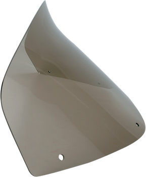 """Windvest 10"""" Replacement Windshield for 1996-2013 Harley Road Glide – Light Smoke"""