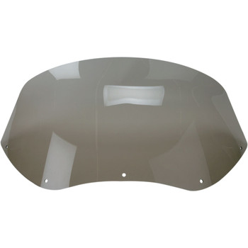 "Windvest 12"" Replacement Windshield for 1996-2013 Harley Road Glide – Light Smoke"