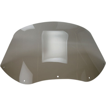 """Windvest 14"""" Replacement Windshield for 1996-2013 Harley Road Glide – Light Smoke"""