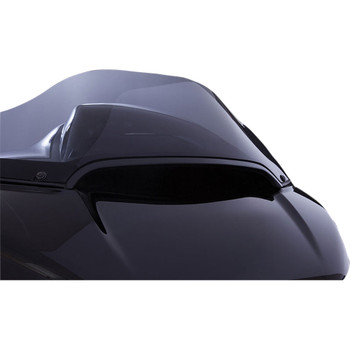 Ciro Windshield Trim for 2014-2020 Harley Touring –Black