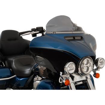 Klock Werks Flare Windshield Trim for 2014-2020 Harley Touring – KW Logo