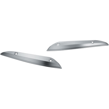 Kuryakyn Windshield Side Trim for 2015-2020 Harley Road Glide – Chrome