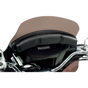 Memphis Shades Windshield Pouch for 1996-2013 Harley Touring