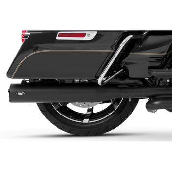 Magnaflow Impact Slip-On Mufflers for 1995-2016 Harley Touring - Black