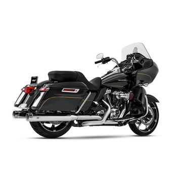 Magnaflow Sniper Slip-On Mufflers for 2017-2020 Harley Touring - Chrome