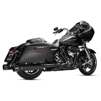 Magnaflow Sniper Slip-On Mufflers for 1995-2016 Harley Touring - Black