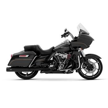 Magnaflow Knockout Slip-On Mufflers for 2017-2020 Harley Touring - Black