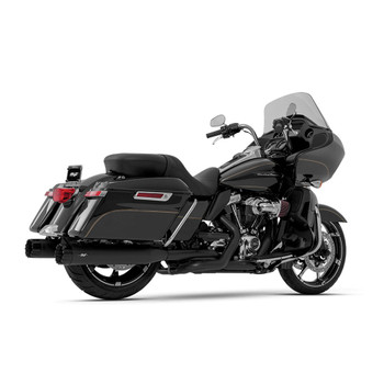 Magnaflow Knockout Slip-On Mufflers for 2017-2020 Harley Touring - Black