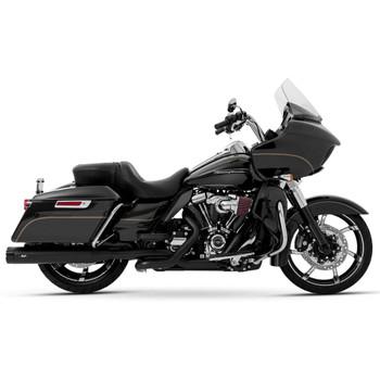 Magnaflow Top Gun Slip-On Mufflers for 2017-2020 Harley Touring - Black