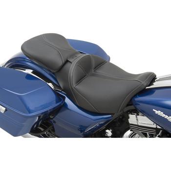 Saddlemen Dominator Pillion Pad for 2008-2020 Harley Touring