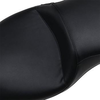 LePera Outcast Daddy Long Legs 2-Up Seat for 2008-2020 Harley Touring - Smooth