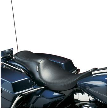 LePera Silhouette 2-Up Seat for 1997-2001 Harley FLT/FLHT/FLTR - Smooth